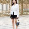 Bianca Top and Nero Skirt