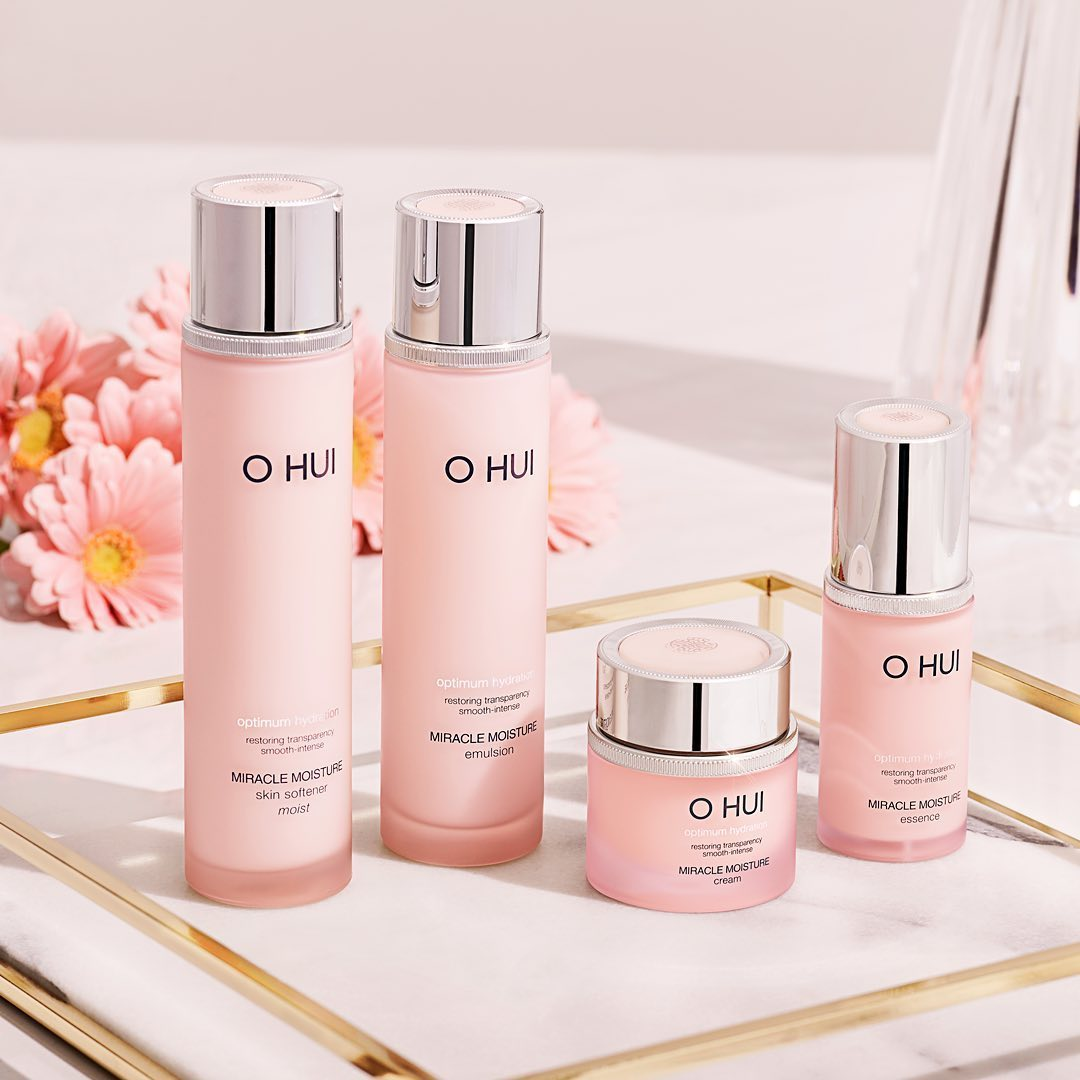 Nước Hoa Hồng OHUI Miracle Moisture Skin Softener