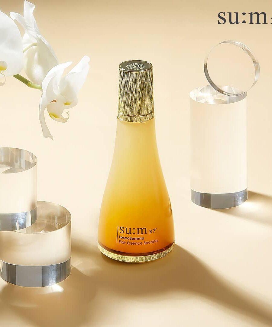 Nước hoa hồng Su:m37 Losec Summa Elixir Essence Secreta.
