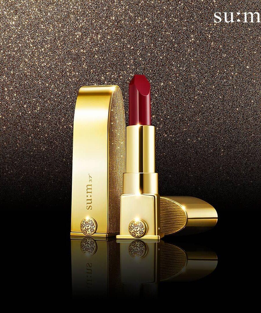 Son môi Sum37 Losec Summa Elixir Golden Lipstick