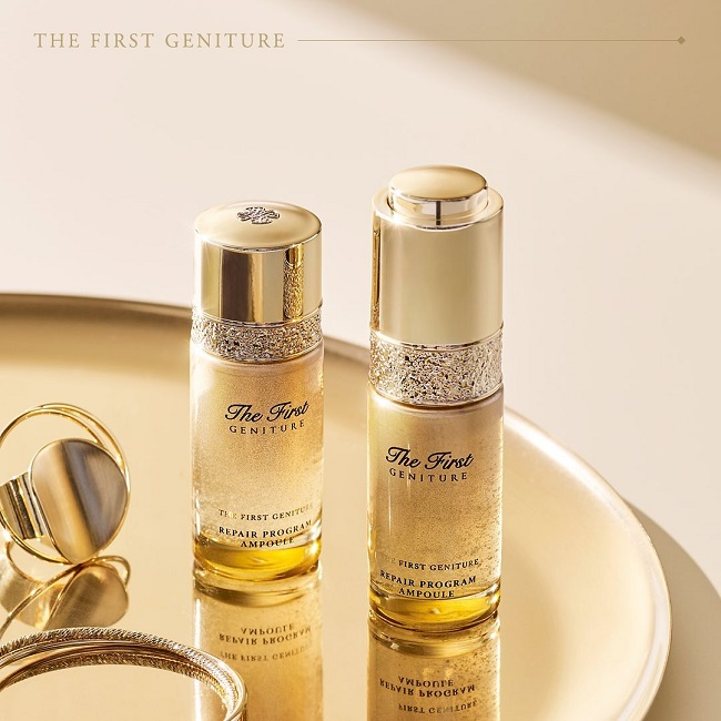 the first geniture repair program ampoule