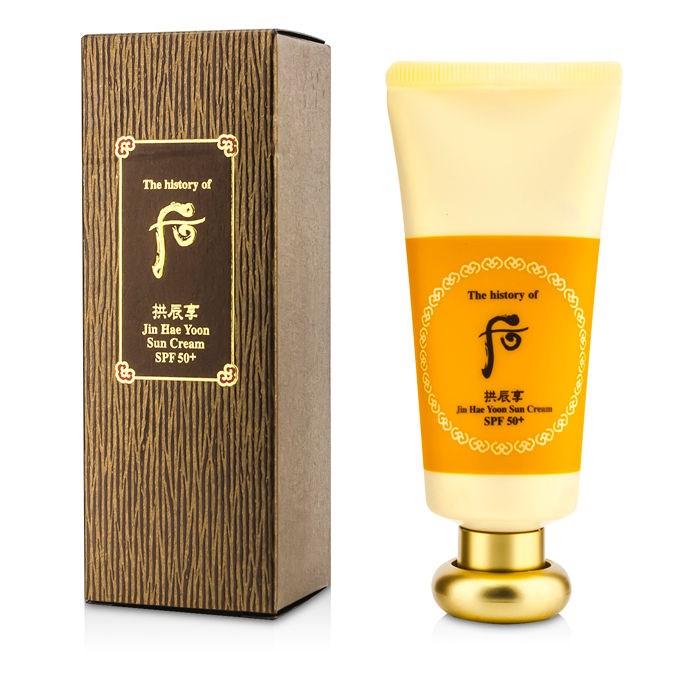 Kem chống nắng Whoo Essential Sun Cream SPF50+/PA+++