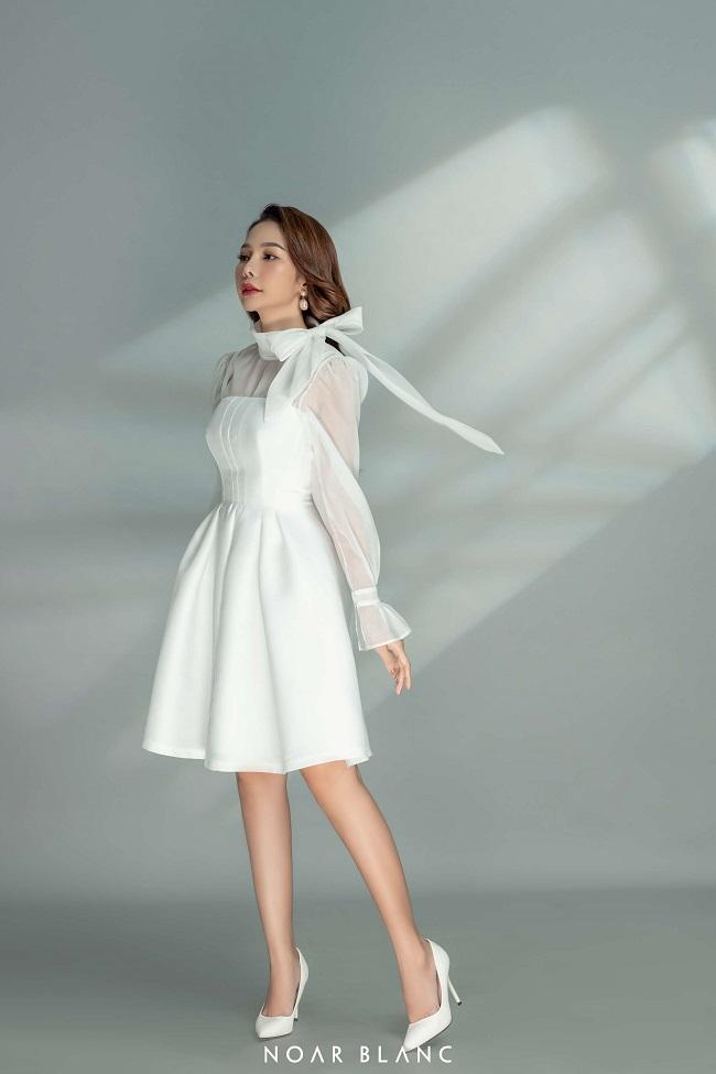 Para Ribbon Top & Minora Princess Dress