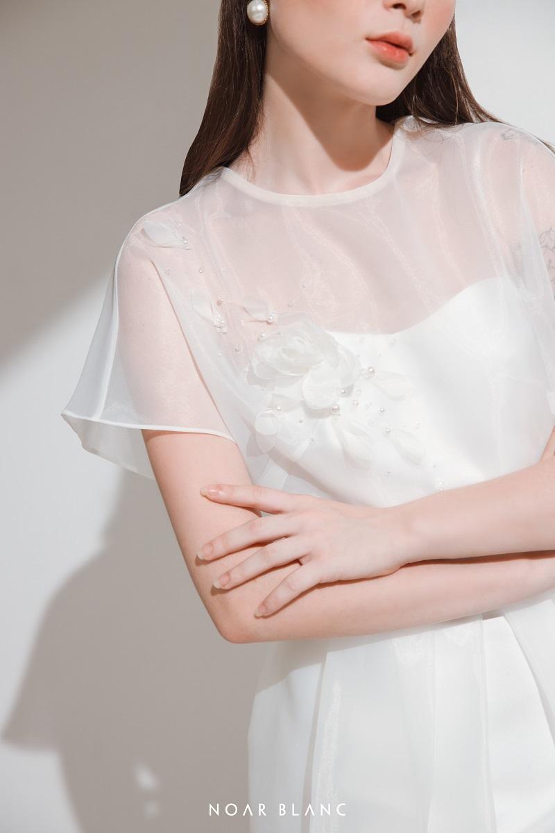 Gardenia Pertal Dress Limited 2
