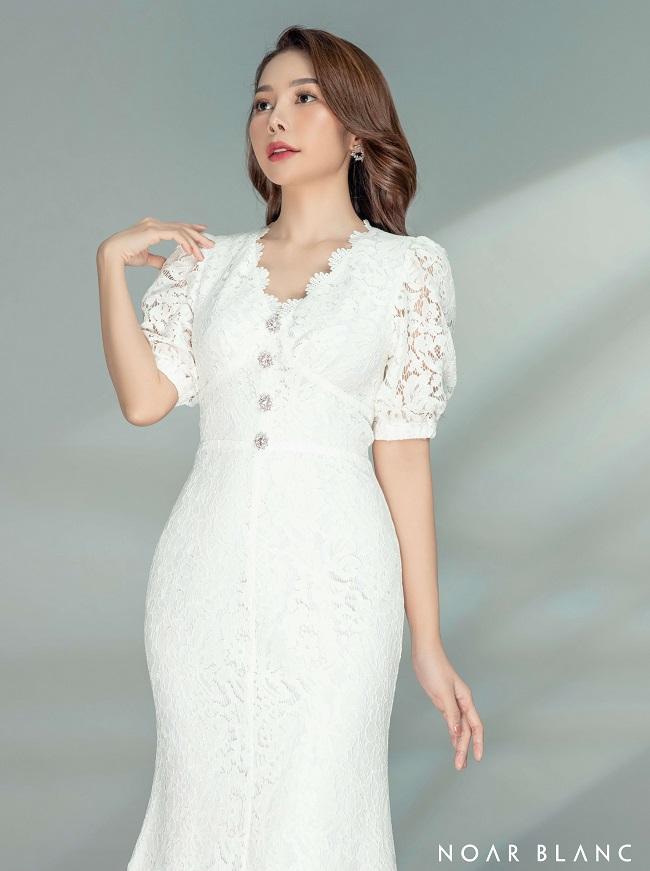 Vaciana Lace Dress