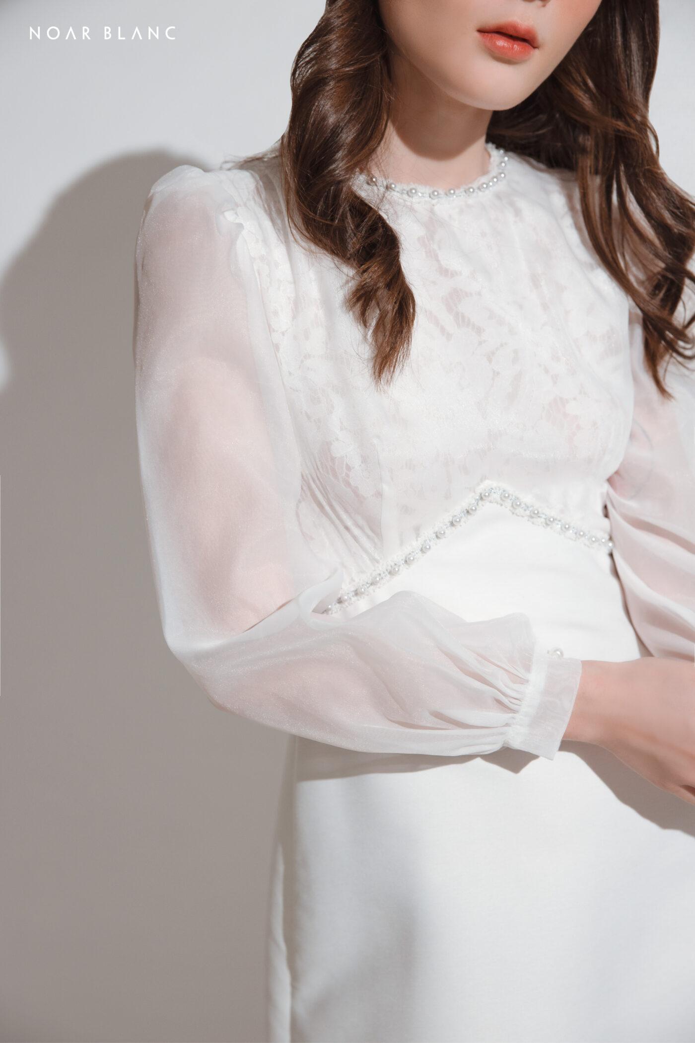 Amanor A-Line Dress